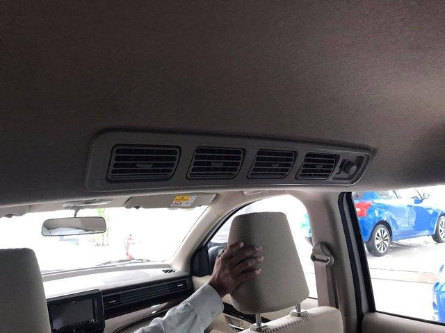 Hệ thống cửa gió cho hàng ghế sau của Suzuki Ertiga 2019 a1