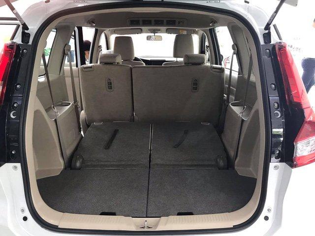 Suzuki Ertiga 2019 sở hữu khoang chứa đồ phía sau rộng rãi a1