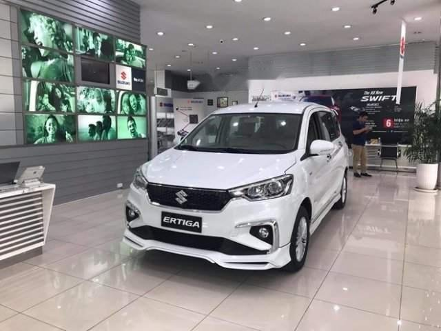 Suzuki Ertiga 2019 thế hệ mới có sự lột xác ngoạn mục về thiết kế a2