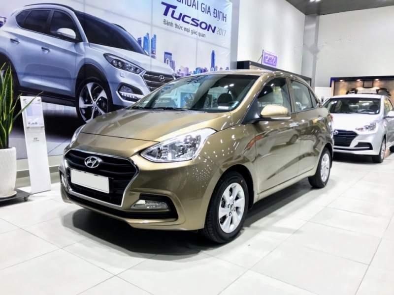 Cần bán xe Hyundai Grand i10 sản xuất năm 2018, 389 triệu (3)