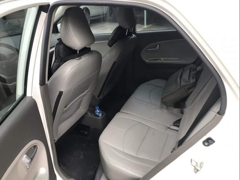 Bán xe Kia Morning AT SI 2107 màu trắng, xe nhà bảo dưỡng định kỳ, bao test hãng-1