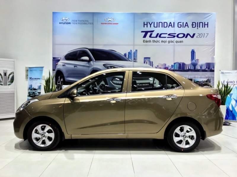 Cần bán xe Hyundai Grand i10 sản xuất năm 2018, 389 triệu (2)