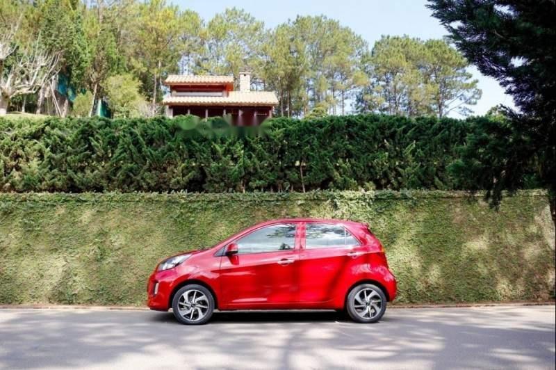 Cần bán xe Kia Morning đời 2019, màu đỏ-3