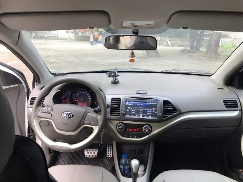 Bán xe Kia Morning AT SI 2107 màu trắng, xe nhà bảo dưỡng định kỳ, bao test hãng-3