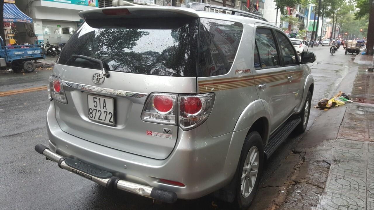 Bán xe Toyota Fortuner V. 2.7 máy xăng T6/2014. Liên hệ: 0913715808 - 0942892465 Thanh-3