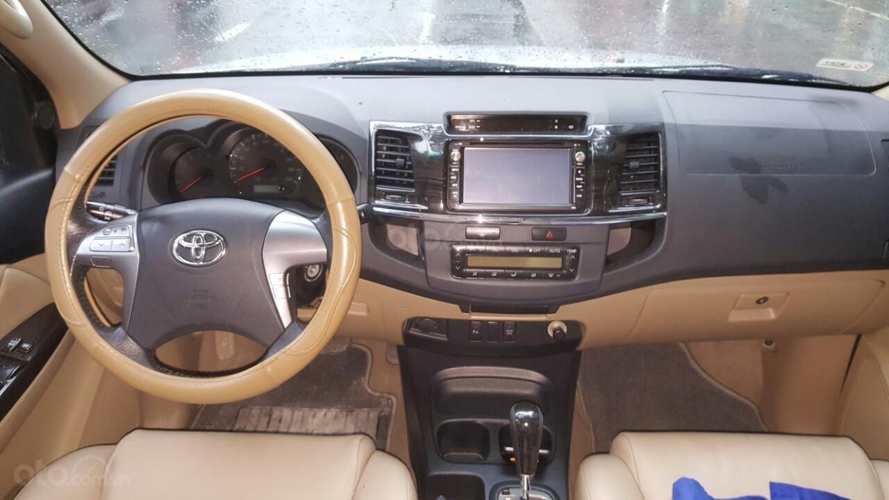 Bán xe Toyota Fortuner V. 2.7 máy xăng T6/2014. Liên hệ: 0913715808 - 0942892465 Thanh-6
