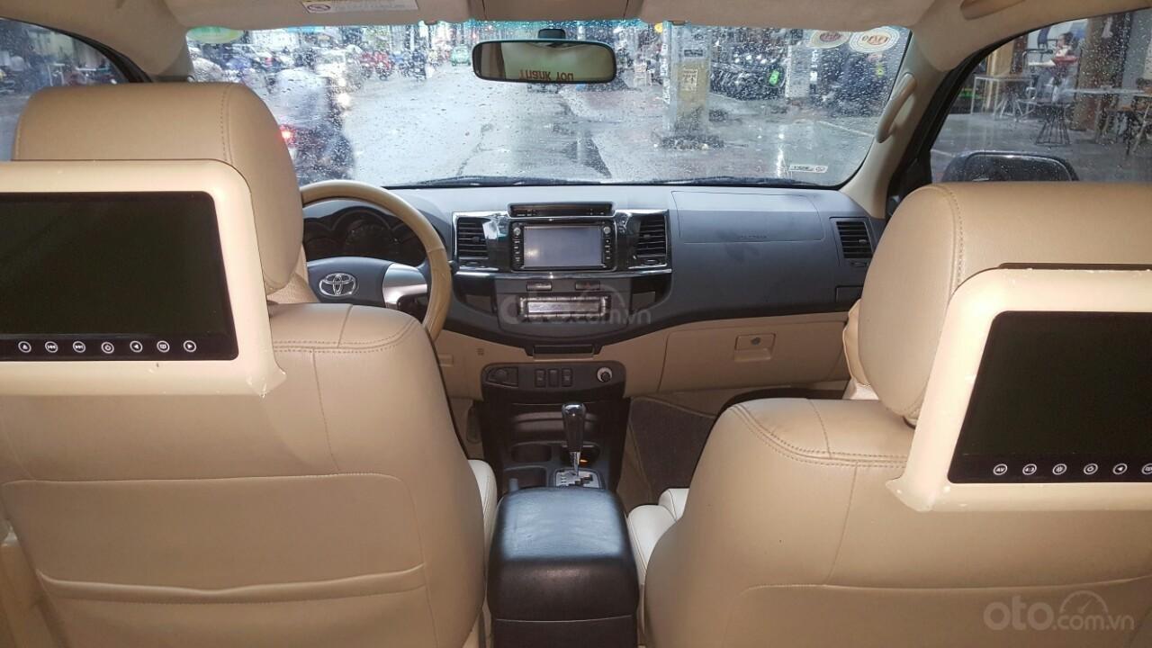Bán xe Toyota Fortuner V. 2.7 máy xăng T6/2014. Liên hệ: 0913715808 - 0942892465 Thanh-8