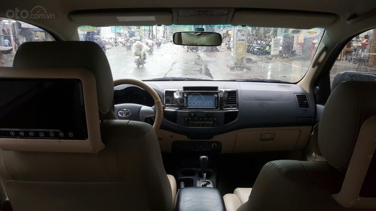 Bán xe Toyota Fortuner V. 2.7 máy xăng T6/2014. Liên hệ: 0913715808 - 0942892465 Thanh-9