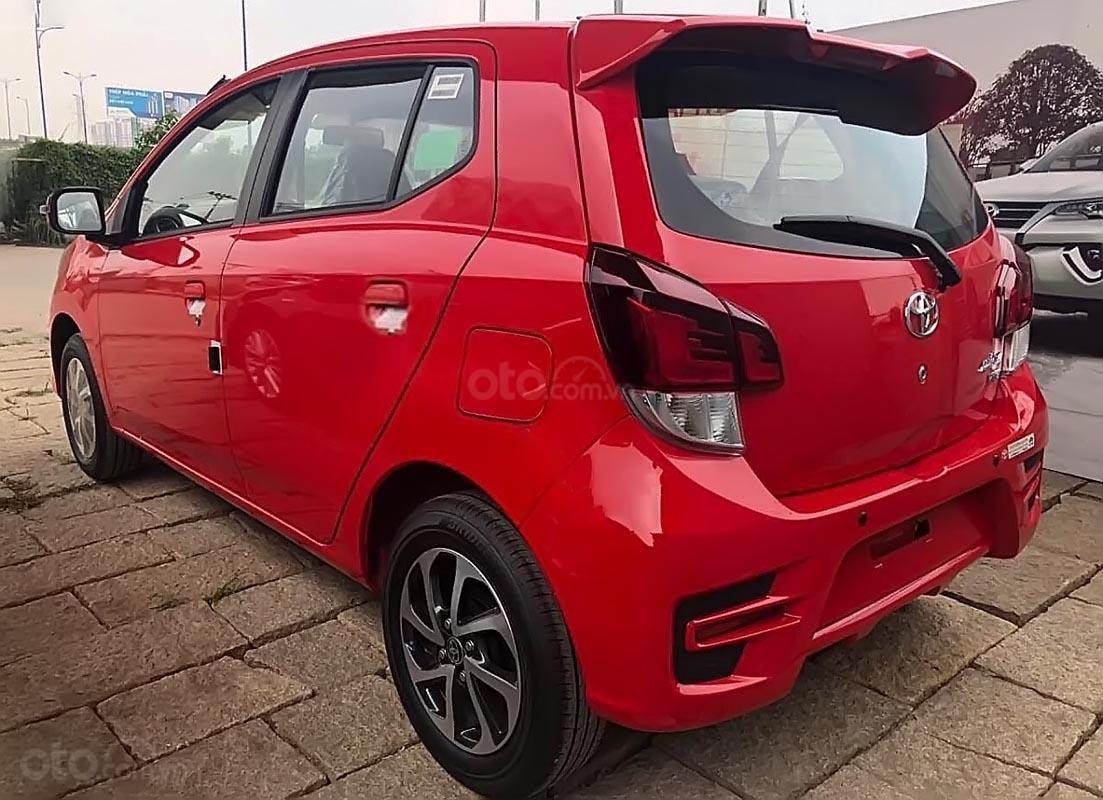 Bán Toyota Wigo G đời 2018, màu đỏ, xe nhập (3)