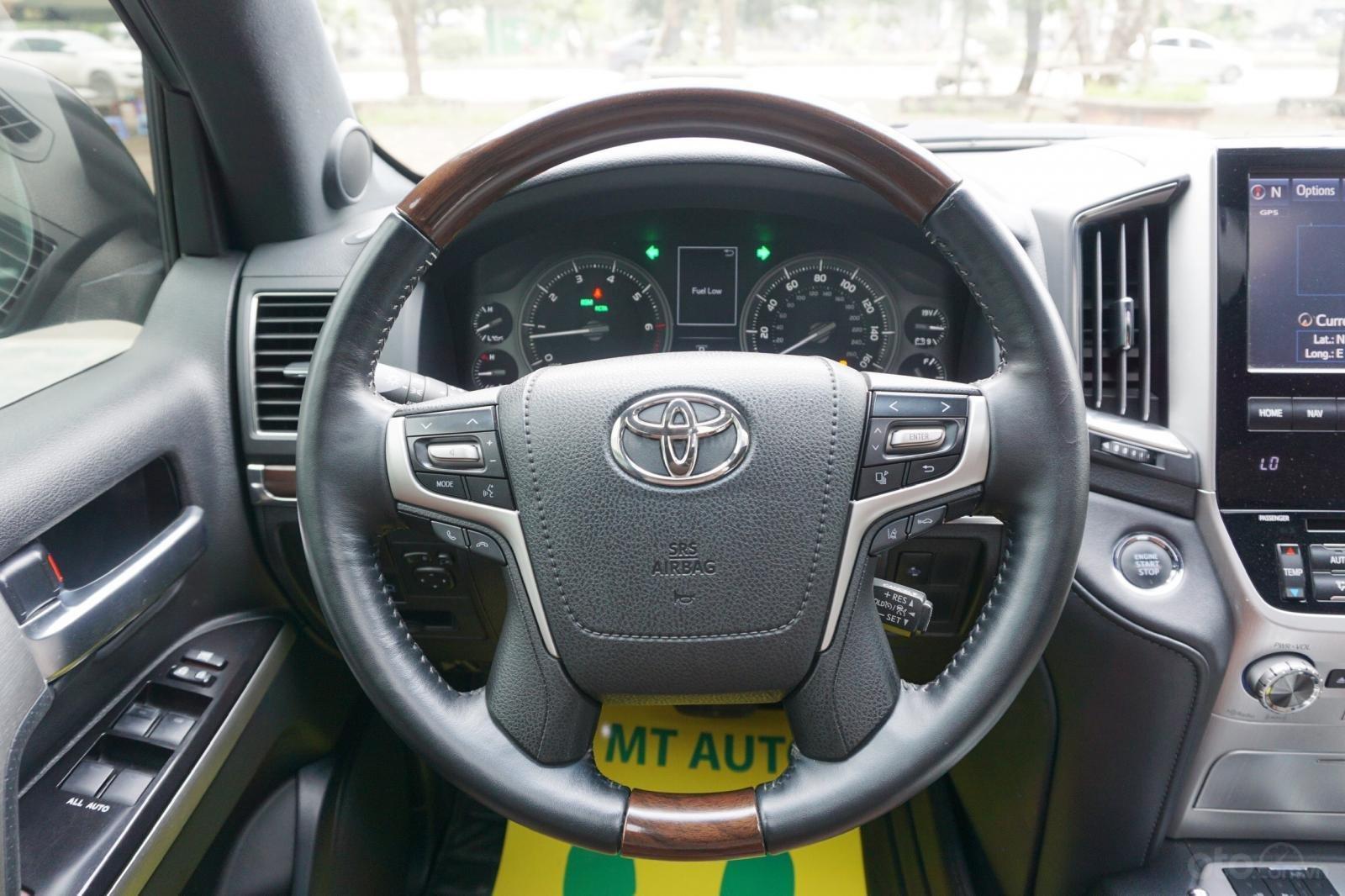 Bán Toyota Land Cruiser 5.7 2015, màu đen, xe nhập Mỹ, LH Ms Hương 094.539.2468 (10)