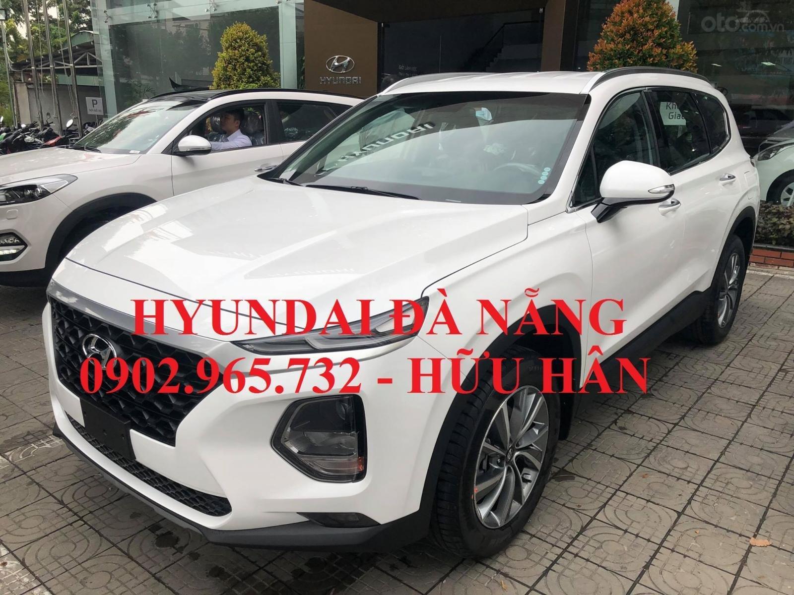 Hyundai SantaFe 2019, giảm giá cực Shock, tặng full đồ chơi. LH 0902965732 - Hữu Hân-5