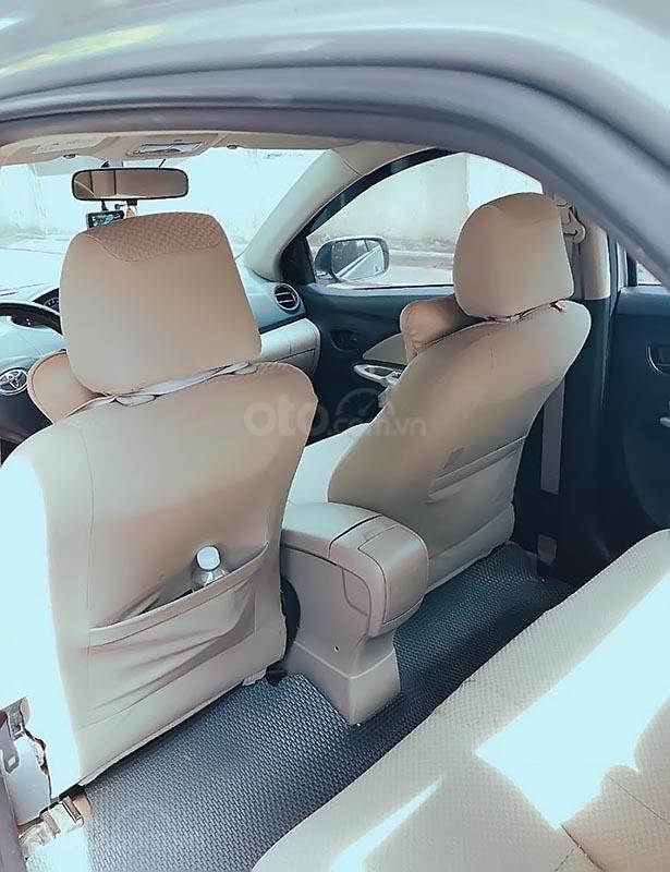 Cần bán Toyota Vios sản xuất năm 2009, nhập khẩu nguyên chiếc-1