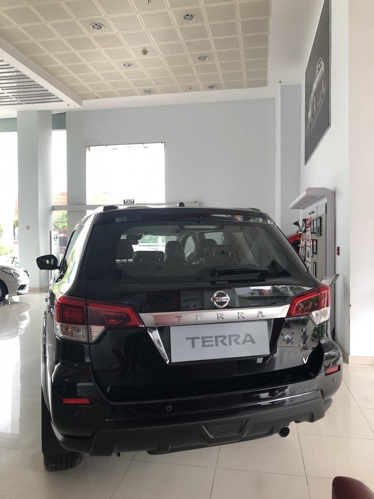 Cần bán Nissan Terra V 2.5 AT 4 WD sản xuất 2019, tặng BHVC thân xe, CTKM hấp dẫn, giao xe ngày, LH 0938 357 929-2