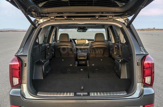 Hàng ghế lái trên Hyundai Palisade 2020