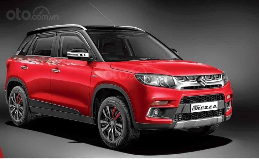 Suzuki Vitara Brezza có thể cắt giảm động cơ dầu diesel?