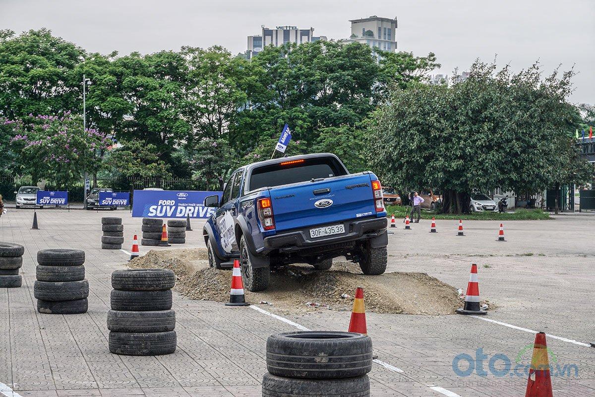 Ford SUV Drive - chương trình trải nghiệm cho khách hàng 8.