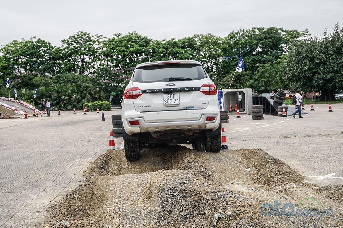 Ford SUV Drive - chương trình trải nghiệm cho khách hàng 9.