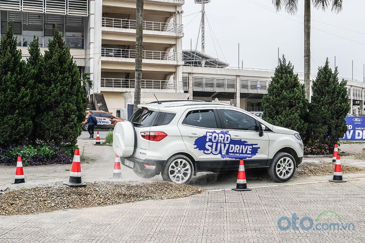 Ford SUV Drive - chương trình trải nghiệm cho khách hàng.