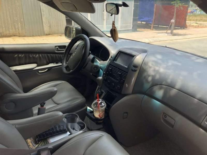 Bán xe Toyota Sienna đời 2008, nhập khẩu, xe gia đình -0
