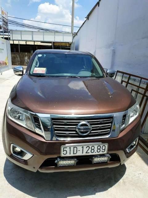 Cần bán Nissan Navara EL đời 2017, nhập khẩu số tự động, 560tr-1