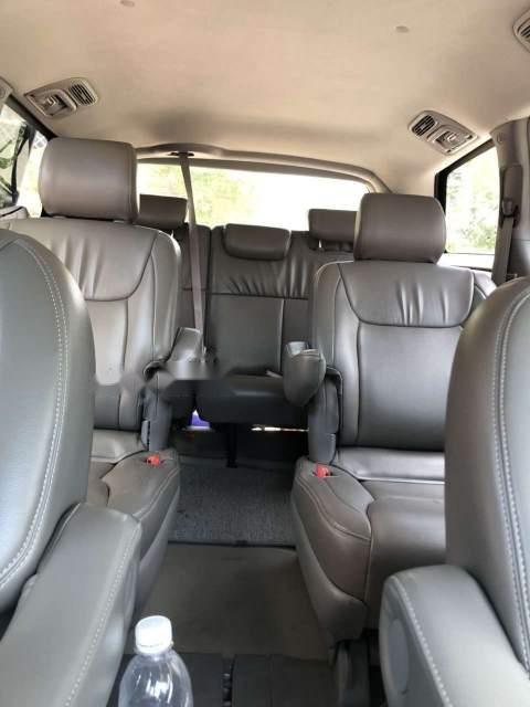 Bán xe Toyota Sienna đời 2008, nhập khẩu, xe gia đình -3