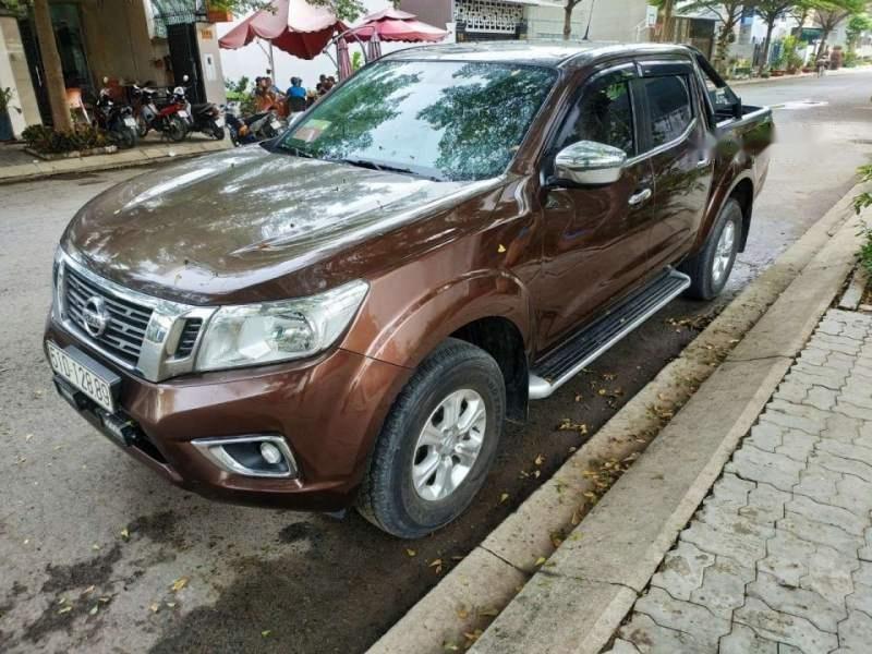 Cần bán Nissan Navara EL đời 2017, nhập khẩu số tự động, 560tr-2