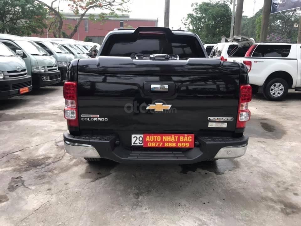 Bán xe Chevrolet Colorado High country, Đời cuối 2017,máy dầu 2.8 , 2 cầu, số tự động, màu đen,-5