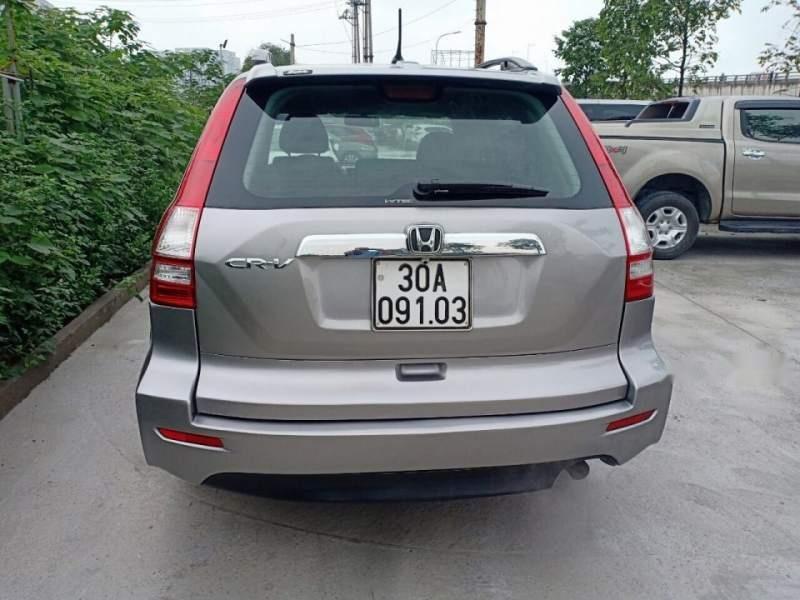Chính chủ bán xe Honda CR V năm 2009, màu xám-1