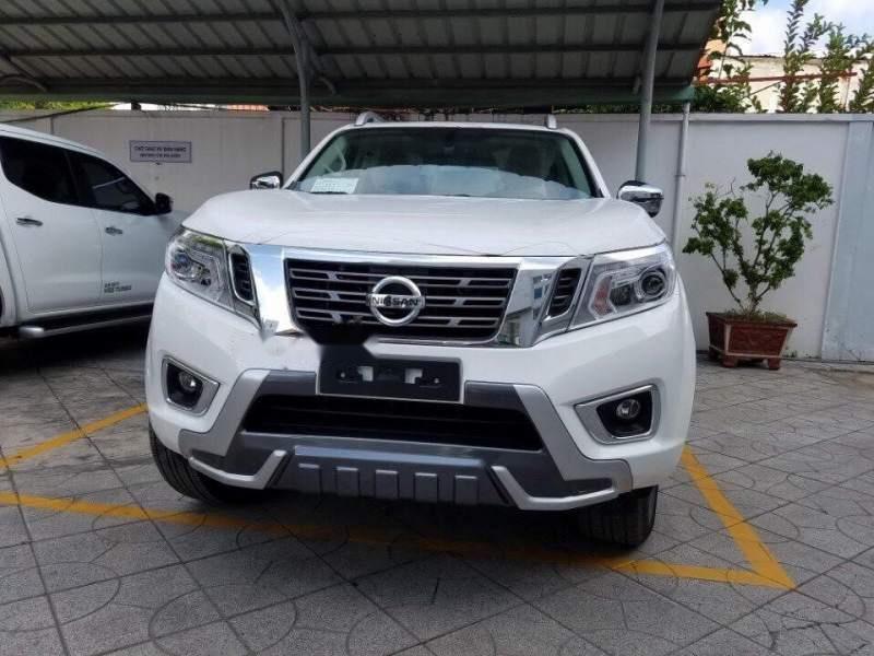 Bán Nissan Navara VL năm sản xuất 2018, màu trắng, nhập khẩu nguyên chiếc-0