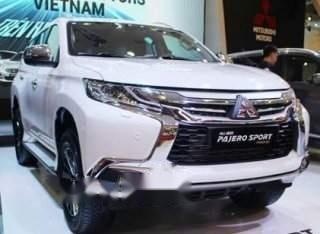 Bán Mitsubishi Pajero Sport 4x2 MT năm sản xuất 2019, xe nhập-4