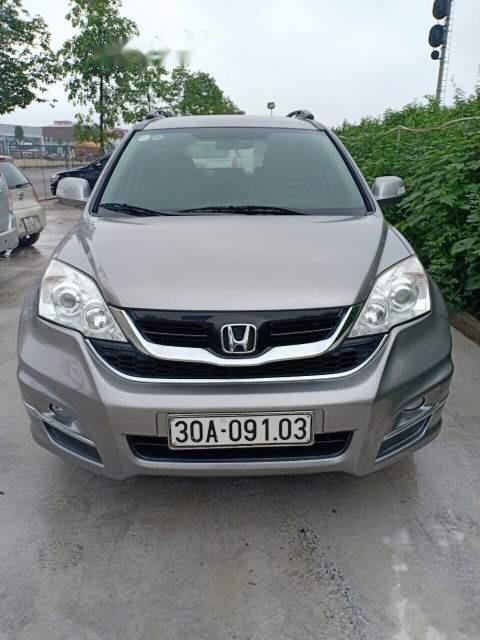 Chính chủ bán xe Honda CR V năm 2009, màu xám-0