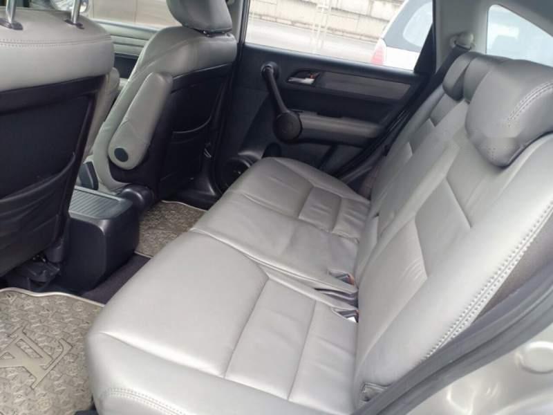 Chính chủ bán xe Honda CR V năm 2009, màu xám-4