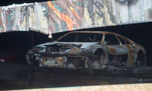 Hàng trăm ô tô quý hiếm bị thiêu rụi tại Mỹ, thiệt hại lên tới 60 triệu USD a2