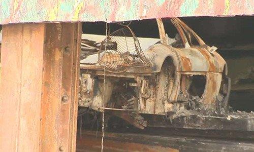 Hàng trăm ô tô quý hiếm bị thiêu rụi tại Mỹ, thiệt hại lên tới 60 triệu USD a3