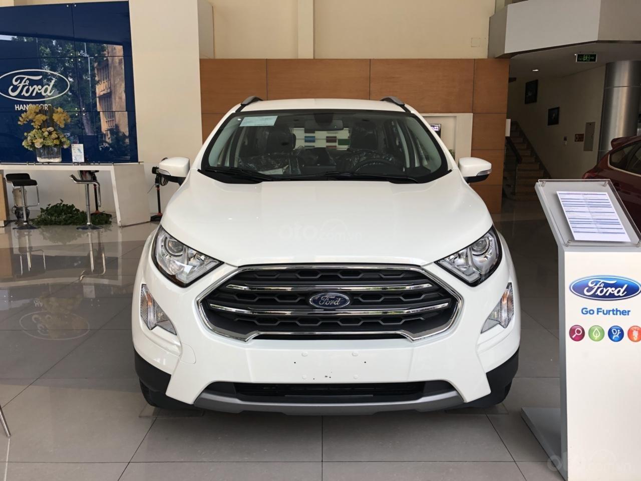 Giảm giá Ford Ecosport 2019, mới 100% giá cực rẻ, tặng phụ kiện, hỗ trợ trả góp 80%, LH 0794.21.9999-0