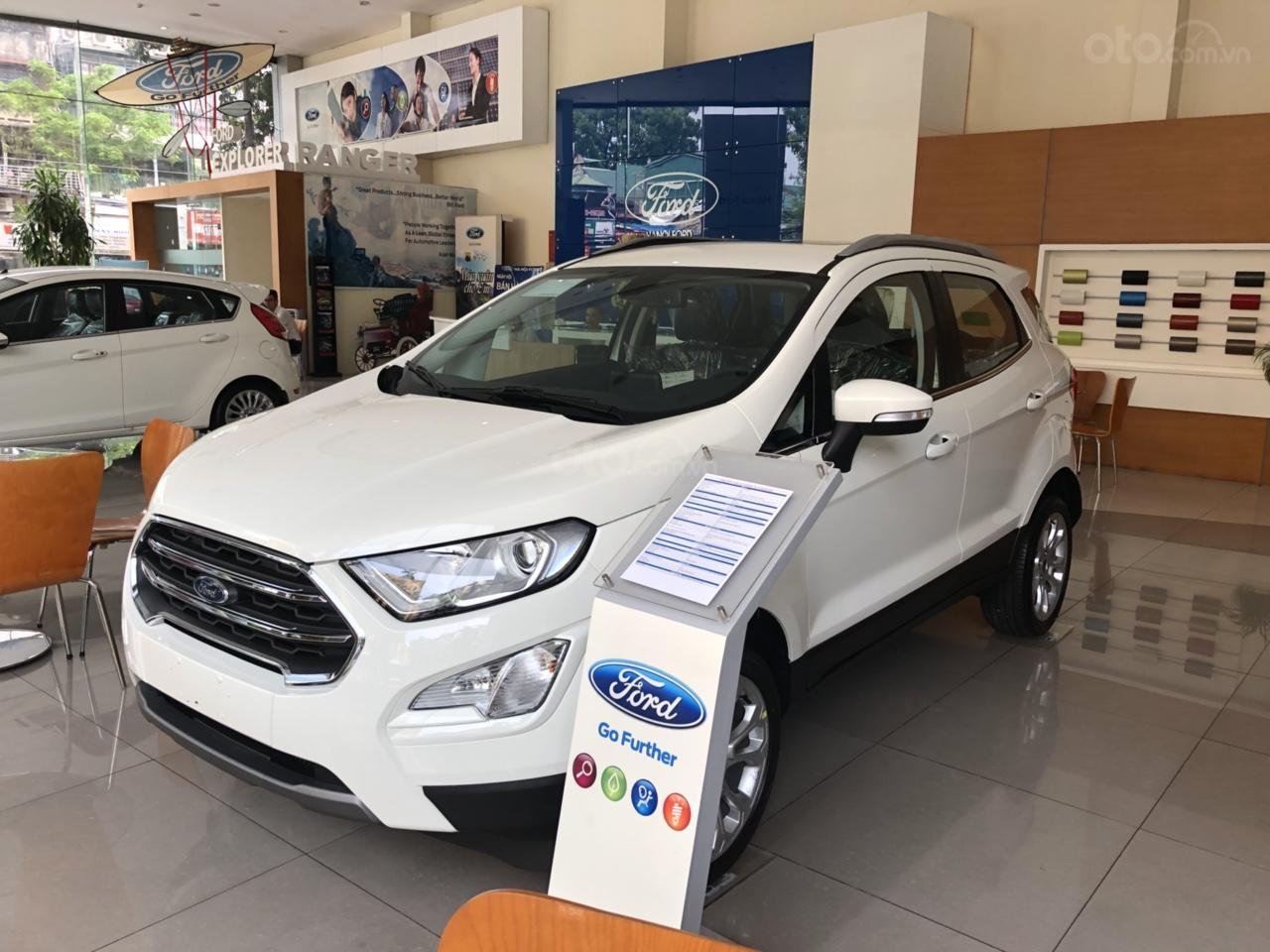 Giảm giá Ford Ecosport 2019, mới 100% giá cực rẻ, tặng phụ kiện, hỗ trợ trả góp 80%, LH 0794.21.9999-1