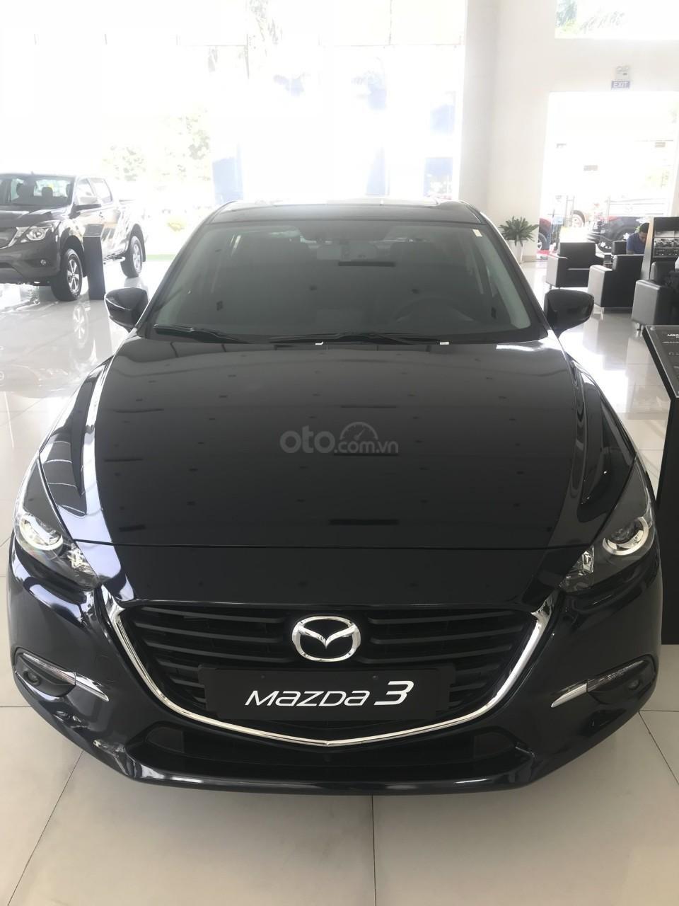 Bán Mazda 3 2019 ưu đãi khủng 190tr lấy xe ngay-0
