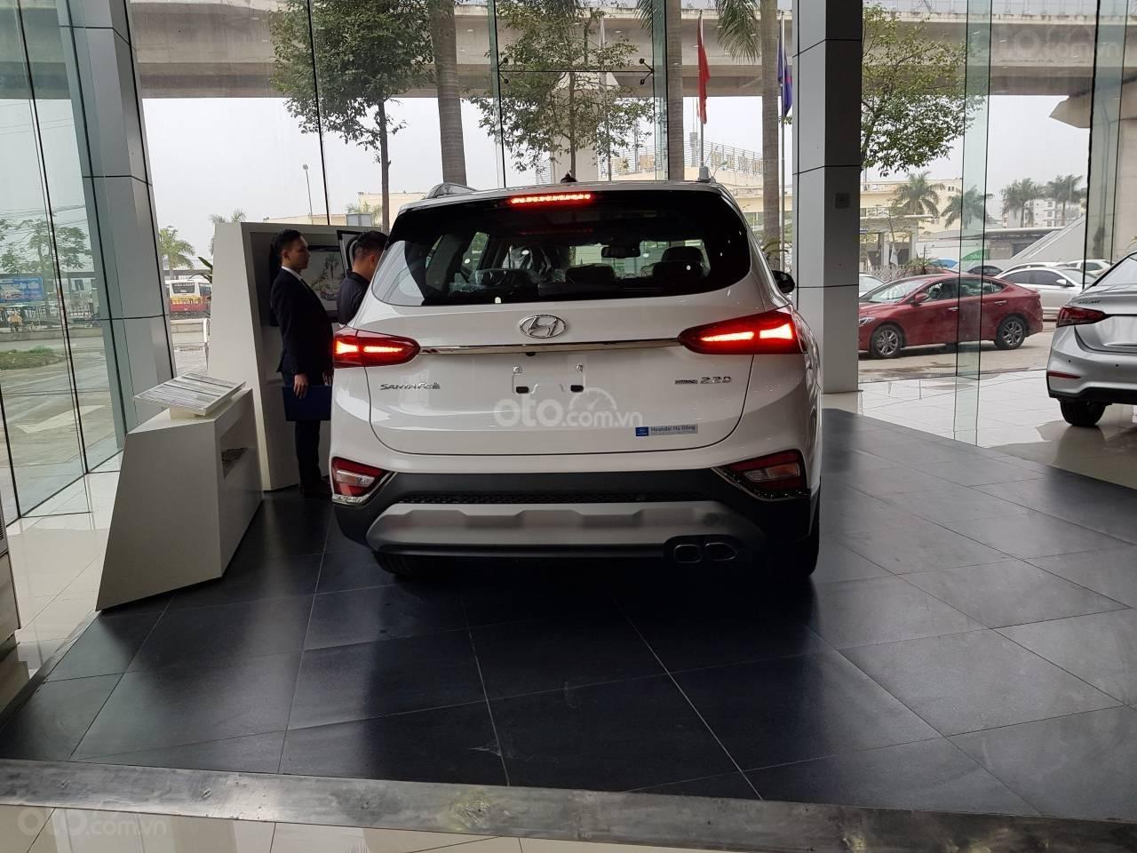 Bán Hyundai Santa Fe 2019, giao xe ngay, khuyến mại cực cao, liên hệ ngay 0981476777 để ép giá và nhận ưu đãi-4
