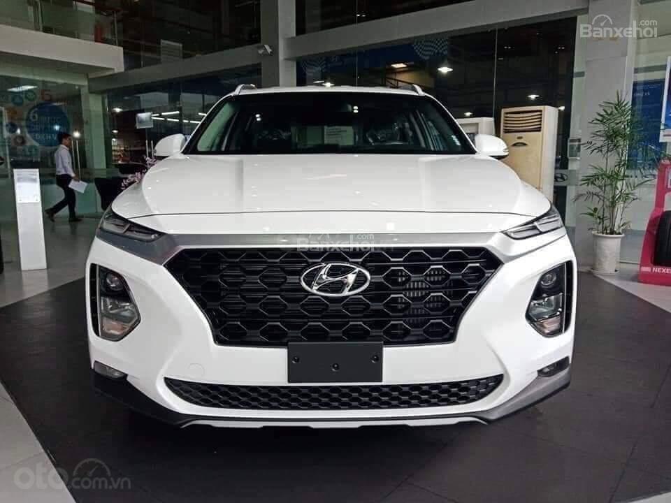 Bán Hyundai Santa Fe 2019, giao xe ngay, khuyến mại cực cao, liên hệ ngay 0981476777 để ép giá và nhận ưu đãi-0