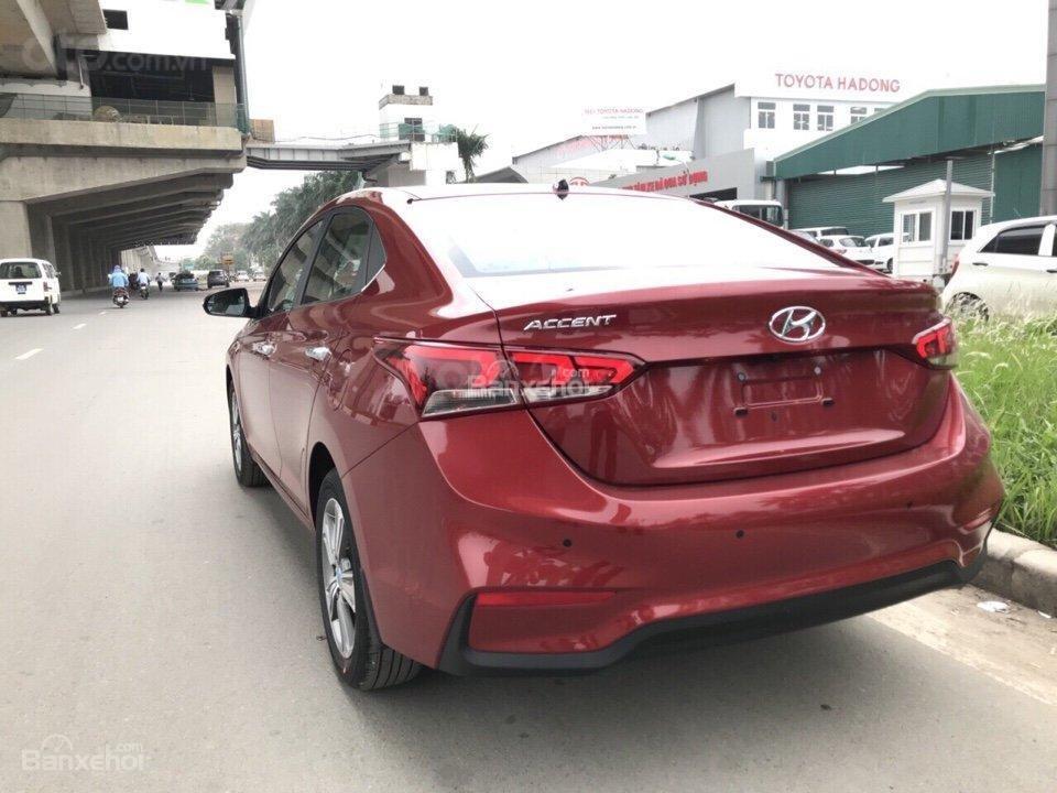 Hyundai Hà Đông Hà Nội mua xe Hyundai Accent 2019 trọn gói chỉ với 125tr, xe đủ màu giao ngay trong ngày-LH 0981476777-6