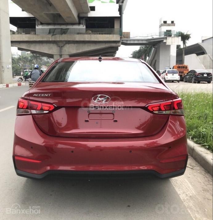 Hyundai Hà Đông Hà Nội mua xe Hyundai Accent 2019 trọn gói chỉ với 125tr, xe đủ màu giao ngay trong ngày-LH 0981476777-1