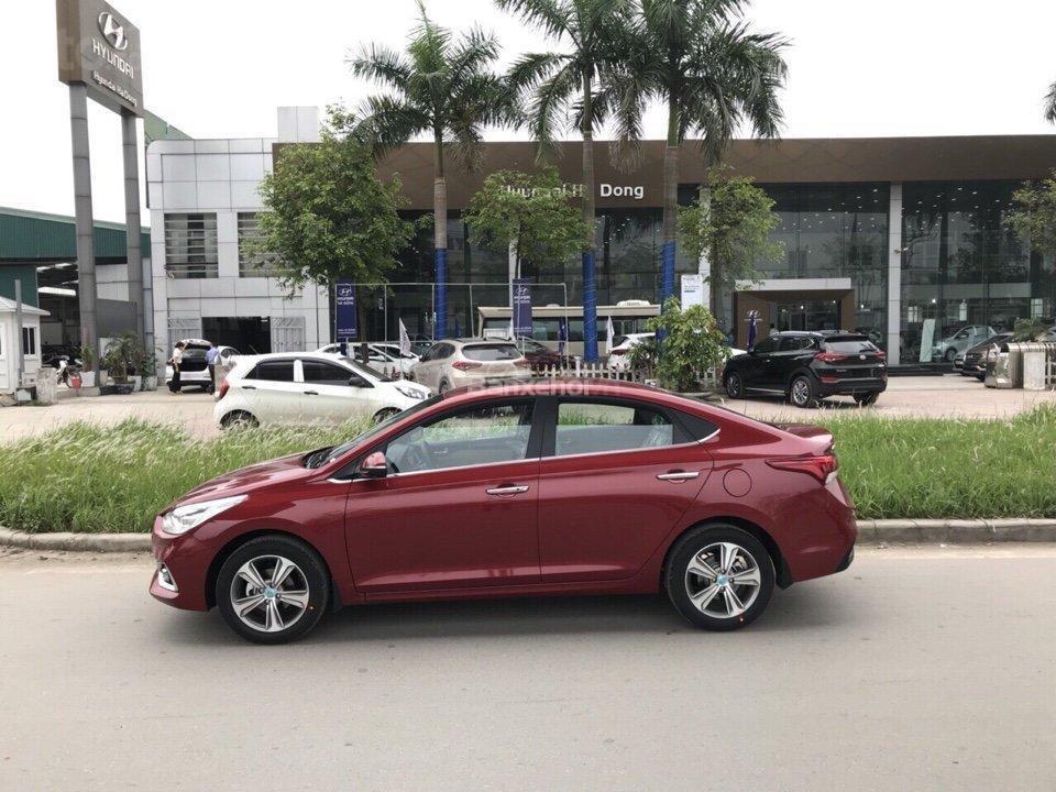 Hyundai Hà Đông Hà Nội mua xe Hyundai Accent 2019 trọn gói chỉ với 125tr, xe đủ màu giao ngay trong ngày-LH 0981476777-7