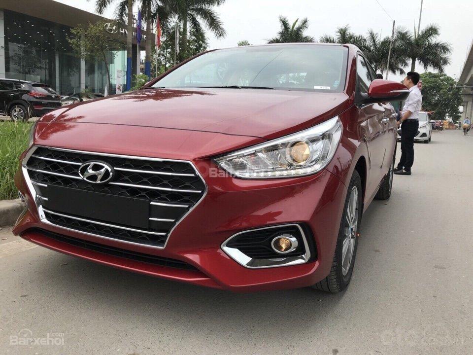 Hyundai Hà Đông giảm giá đẩy xe Hyundai Accent 2019 trong T10 trọn gói chỉ với 125tr, KM siêu lớn- LH 0981476777 (5)
