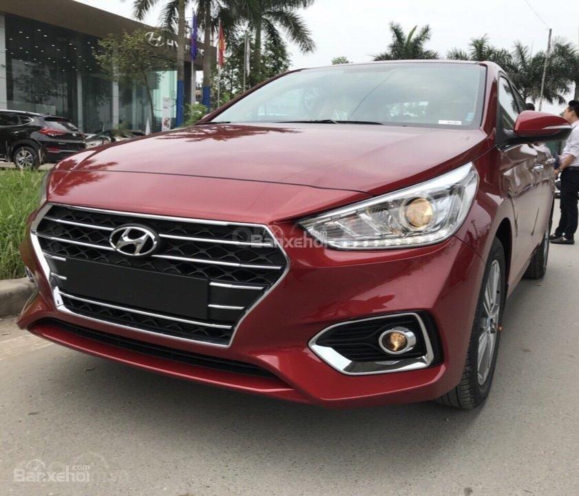 Hyundai Hà Đông Hà Nội mua xe Hyundai Accent 2019 trọn gói chỉ với 125tr, xe đủ màu giao ngay trong ngày-LH 0981476777-2