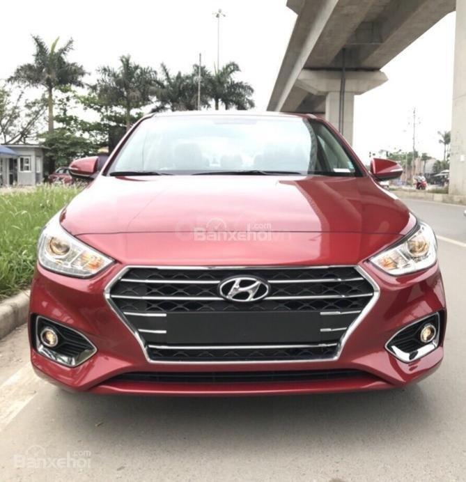 Hyundai Hà Đông giảm giá đẩy xe Hyundai Accent 2019 trong T10 trọn gói chỉ với 125tr, KM siêu lớn- LH 0981476777 (10)