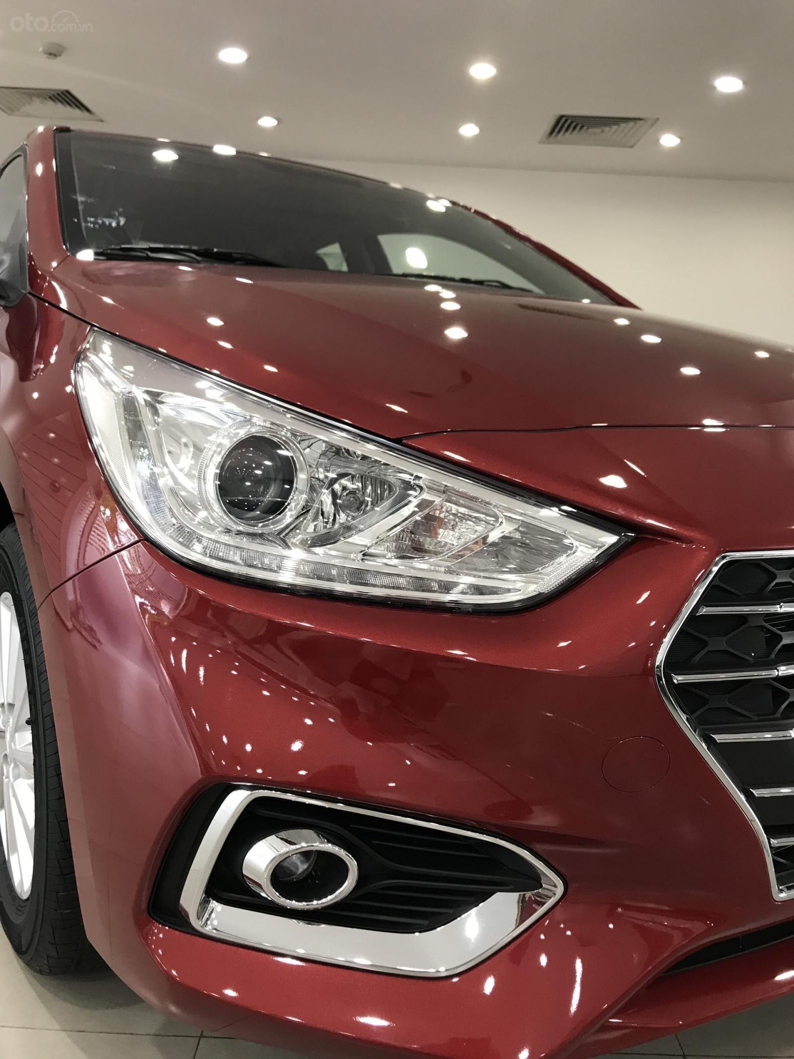 Bán Hyundai Accent 2019, giá cực sốc, ưu đãi cực nhiều-6