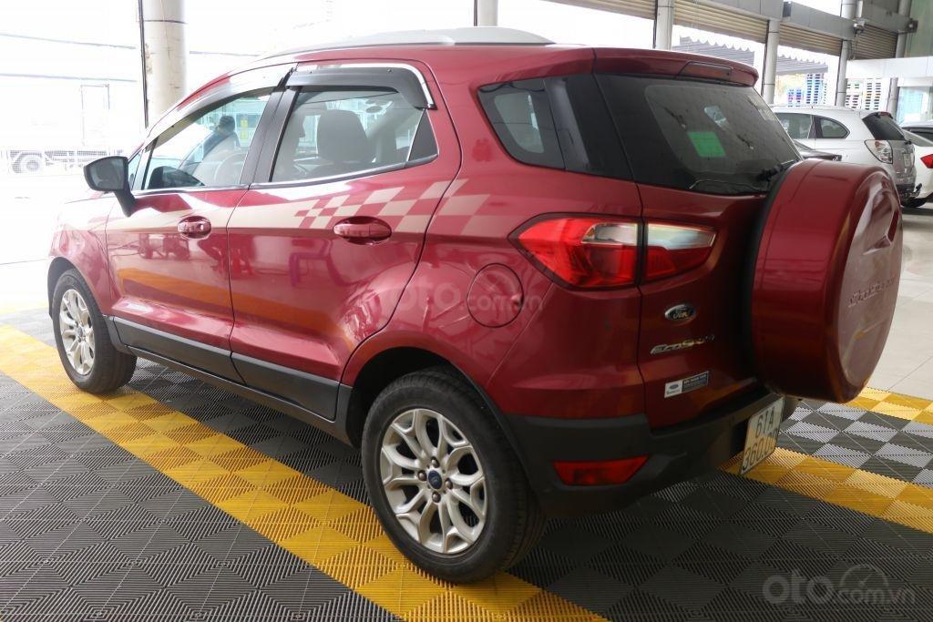 Bán Ford EcoSport 1.4AT sản xuất năm 2017, màu đỏ-3