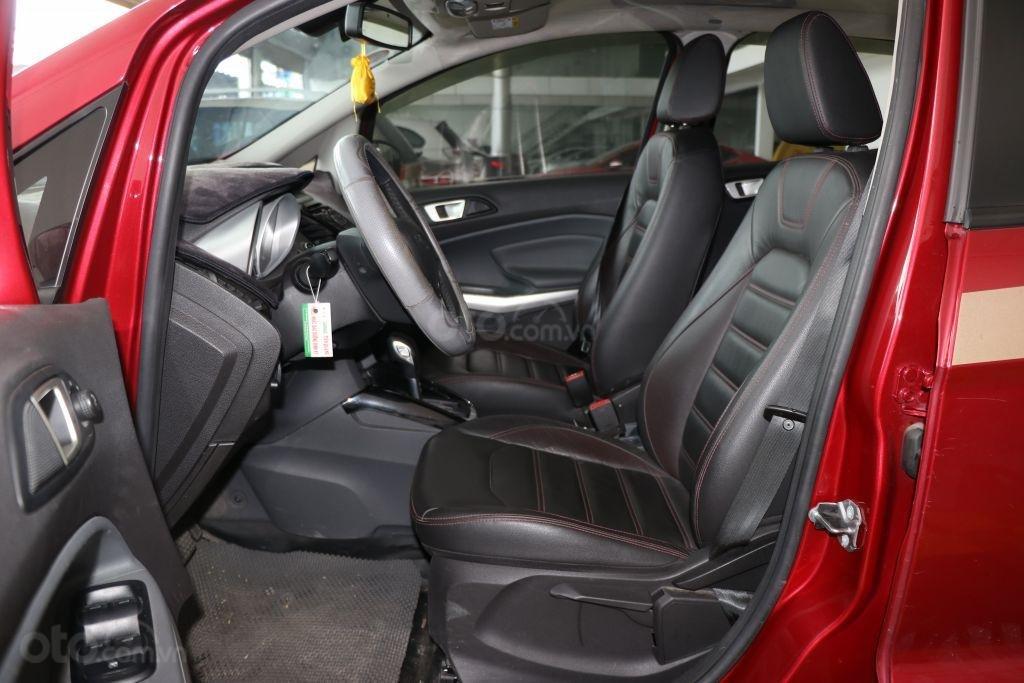 Bán Ford EcoSport 1.4AT sản xuất năm 2017, màu đỏ-6
