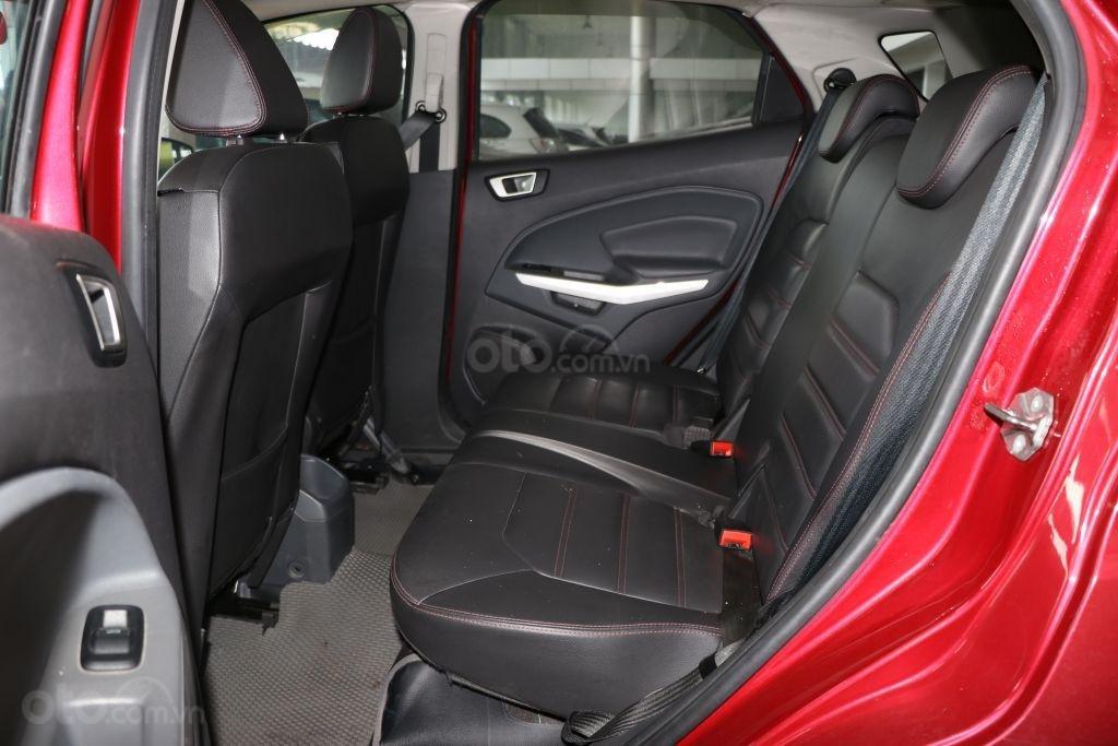 Bán Ford EcoSport 1.4AT sản xuất năm 2017, màu đỏ-7
