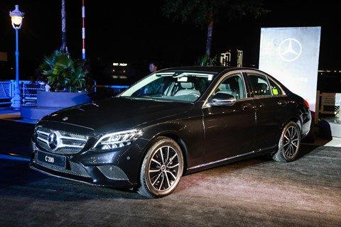 Giá xe Mercedes C 200 mới nhất